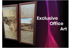 Exclusive Office Paintings